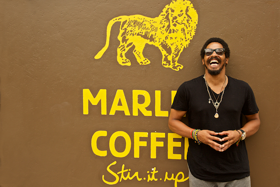 15-15 Marley Coffee Jamaica